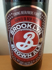 This is an excellent brown ale. A dark brown colour with a very fizzy pour. A good bitterness alongide a richer taste. It is the modern craft style brown, very good.