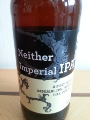 This IPA has a very good texture.. It has a full body with lots of strength at 8.5% with a balance of flavours makes this a very enjoyable beer and really easy to drink.