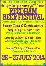 reedham beer